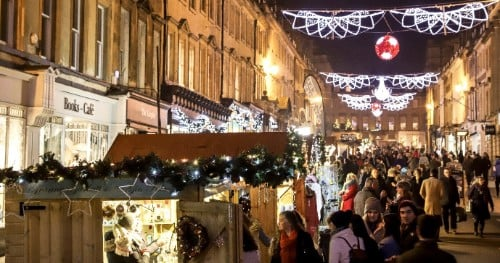 Things to do in Bath 2019, Tog Hill House Farm, Bath Christmas Market